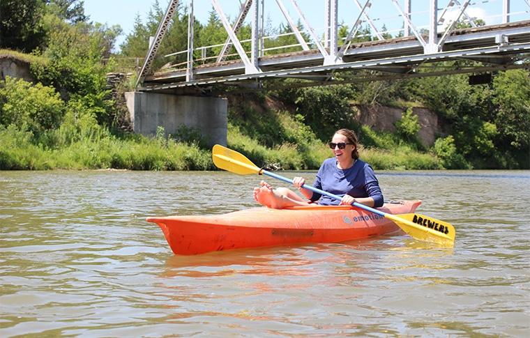 Rivers Edge Kayak & Canoe Trips | SonomaCounty.com